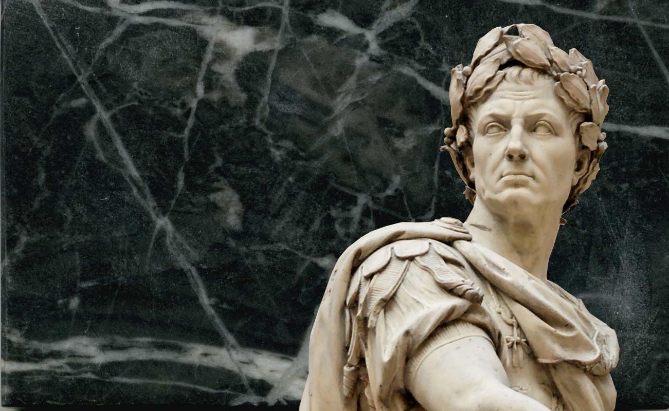 Kaip viskas įvyko: Julijaus Cezario nužudymas