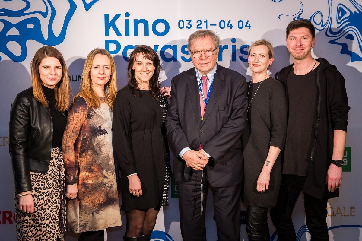 """""""Kino pavasaryje"""" apdovanotas Lenkijos kino legenda Kšyštofas Zanusis"""