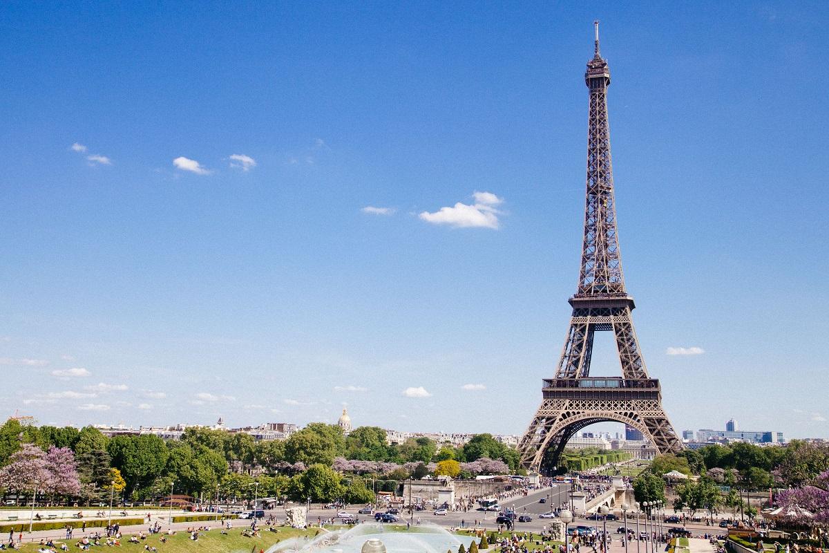 Eifelio bokštas iškilo kaip laikinas statinys!