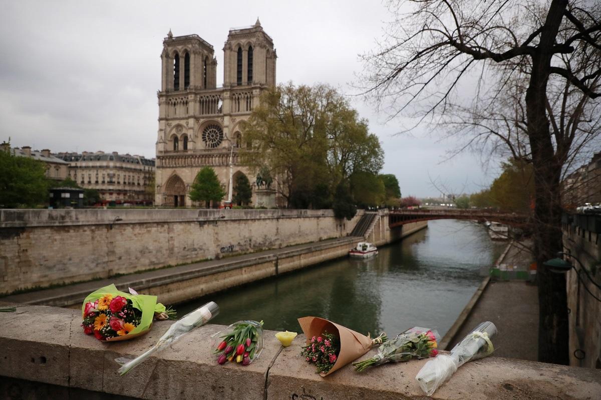 Paaiškėjo, per kiek laiko prancūzai ketina atstatyti sudegusią Paryžiaus katedrą