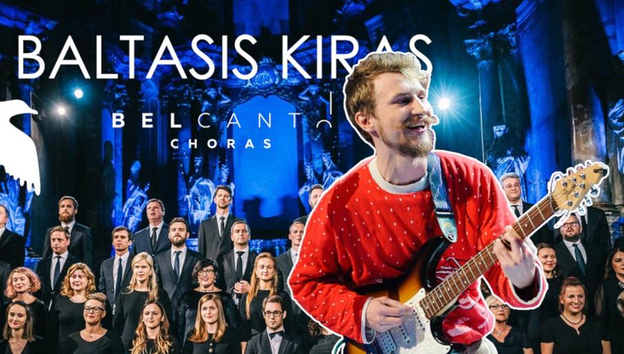 """Grupė """"Baltasis Kiras"""" kviečia į išskirtinį koncertą Šv. Kotrynos bažnyčioje"""