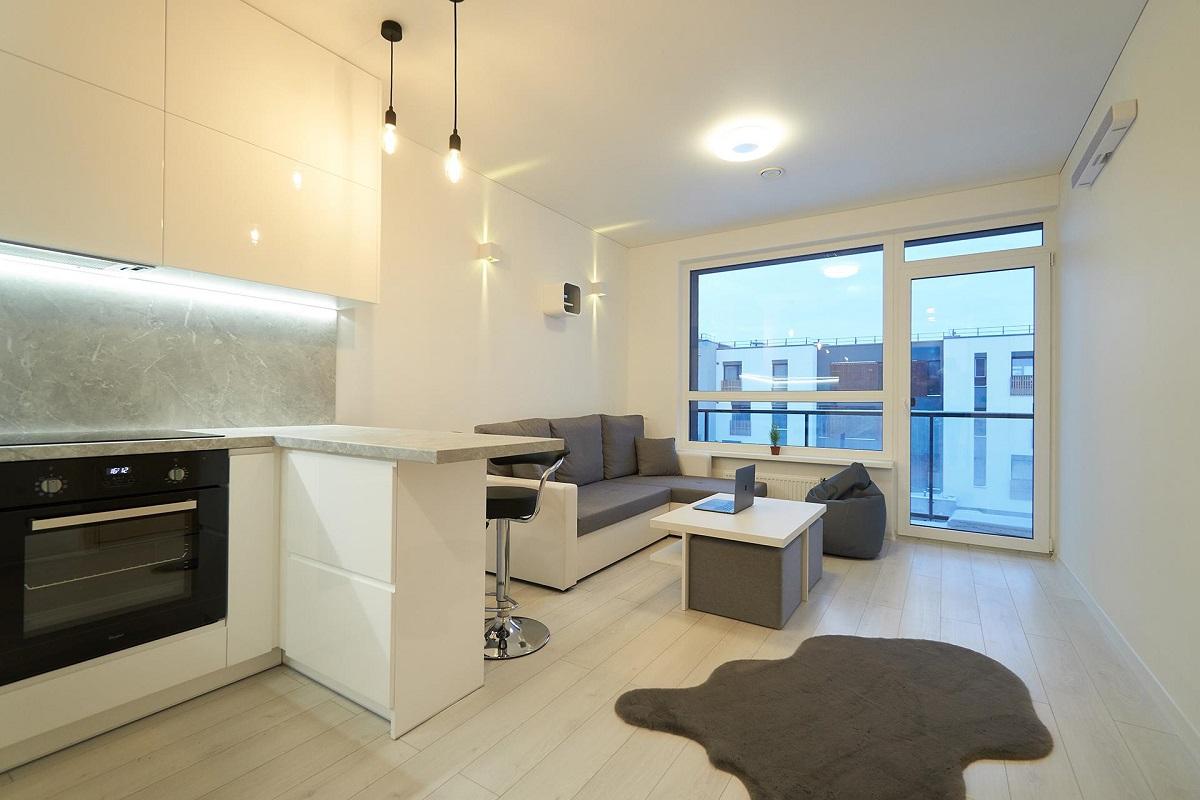 Kaip savarankiškai įrengti butą ir jį išnuomoti?