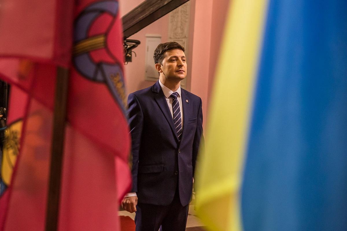 V.Zelenskio triumfas Ukrainoje: D.Grybauskaitės sveikinimas ir Europos Sąjungos džiaugsmas dėl polinkio į demokratiją