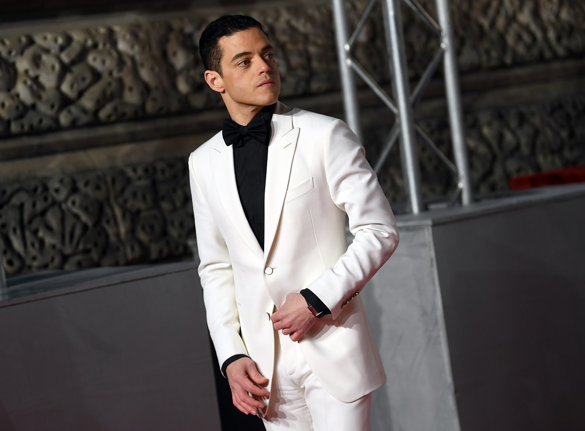 """Dž.Bondo filmas turės naują blogiuką: juo tapo """"Oskaro"""" laimėtojas R.Malekas"""
