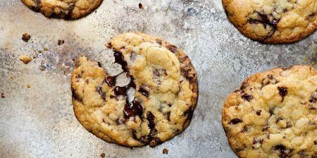 Burnoje tirpstantys sausainiai su šokoladu (video)