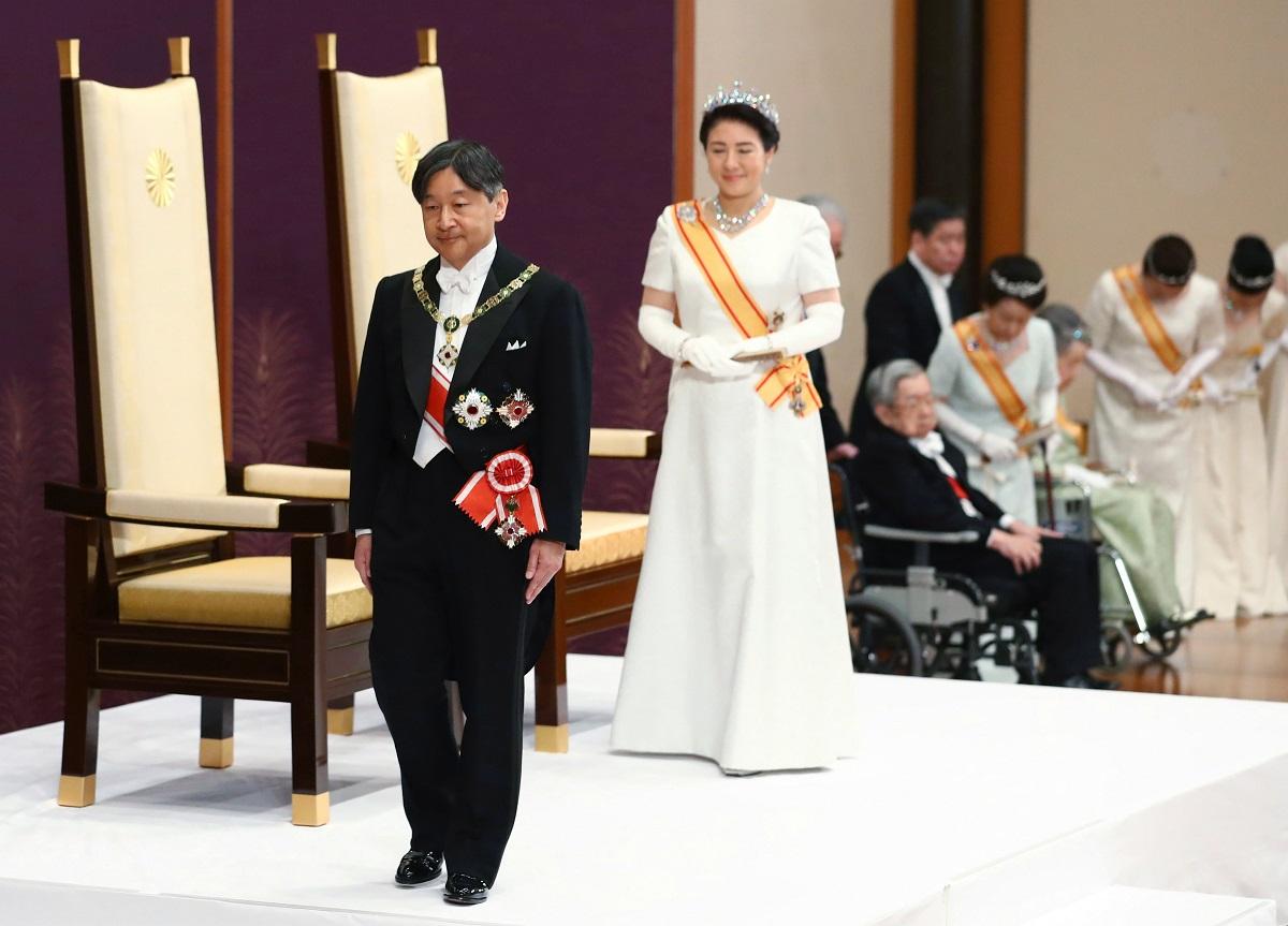 Nauja era: Japonija po 30-ies metų turi naują imperatorių