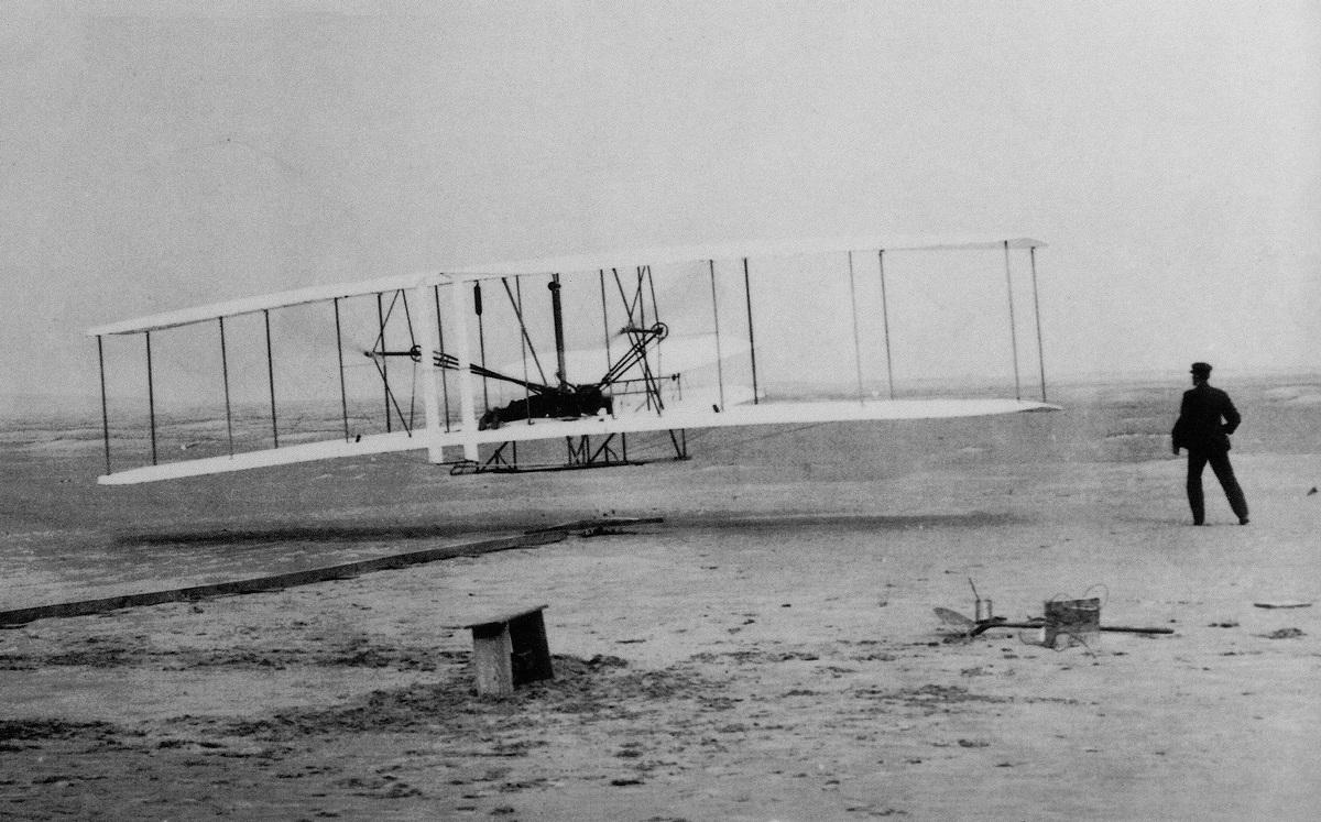 Aviacijos istoriją pakeitę broliai Raitai