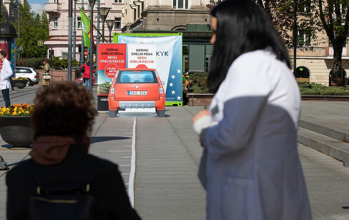 Tyrimas atskleidė lietuvių pasyvumą: 7 iš 10 vairuotojų regėjimą tikrinasi per retai