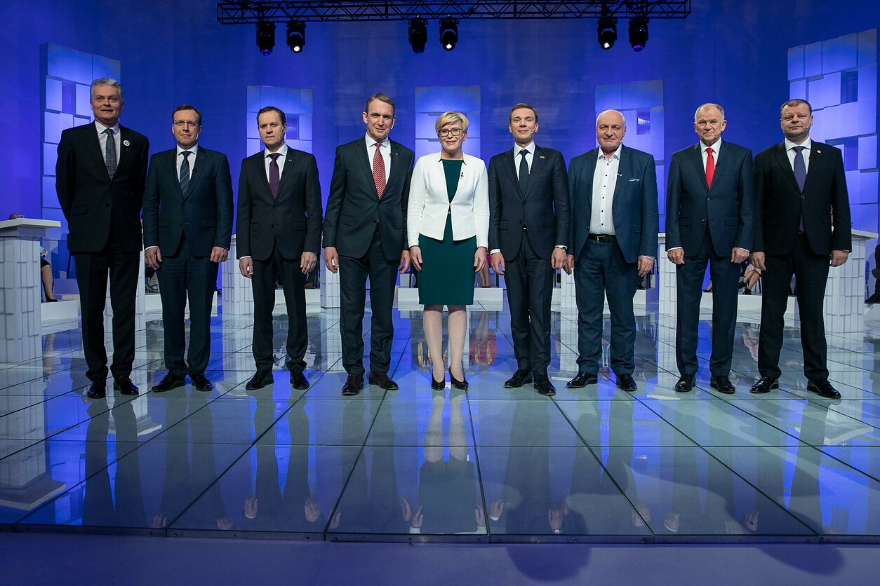 Rinkimai 2019: kaip Prezidento rinkimų kandidatai išleido suaukotas lėšas?