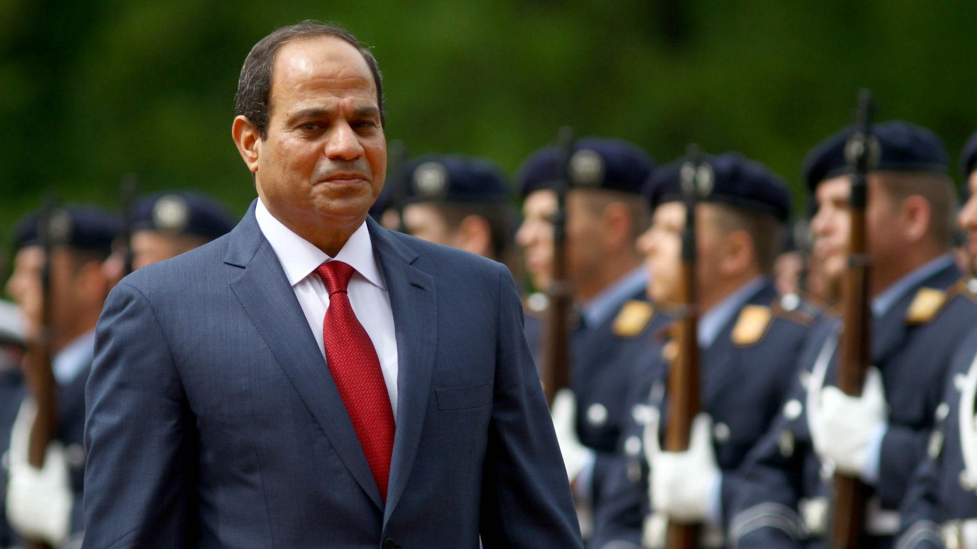 Egipto prezidentas suteikė malonę 560 kalinių