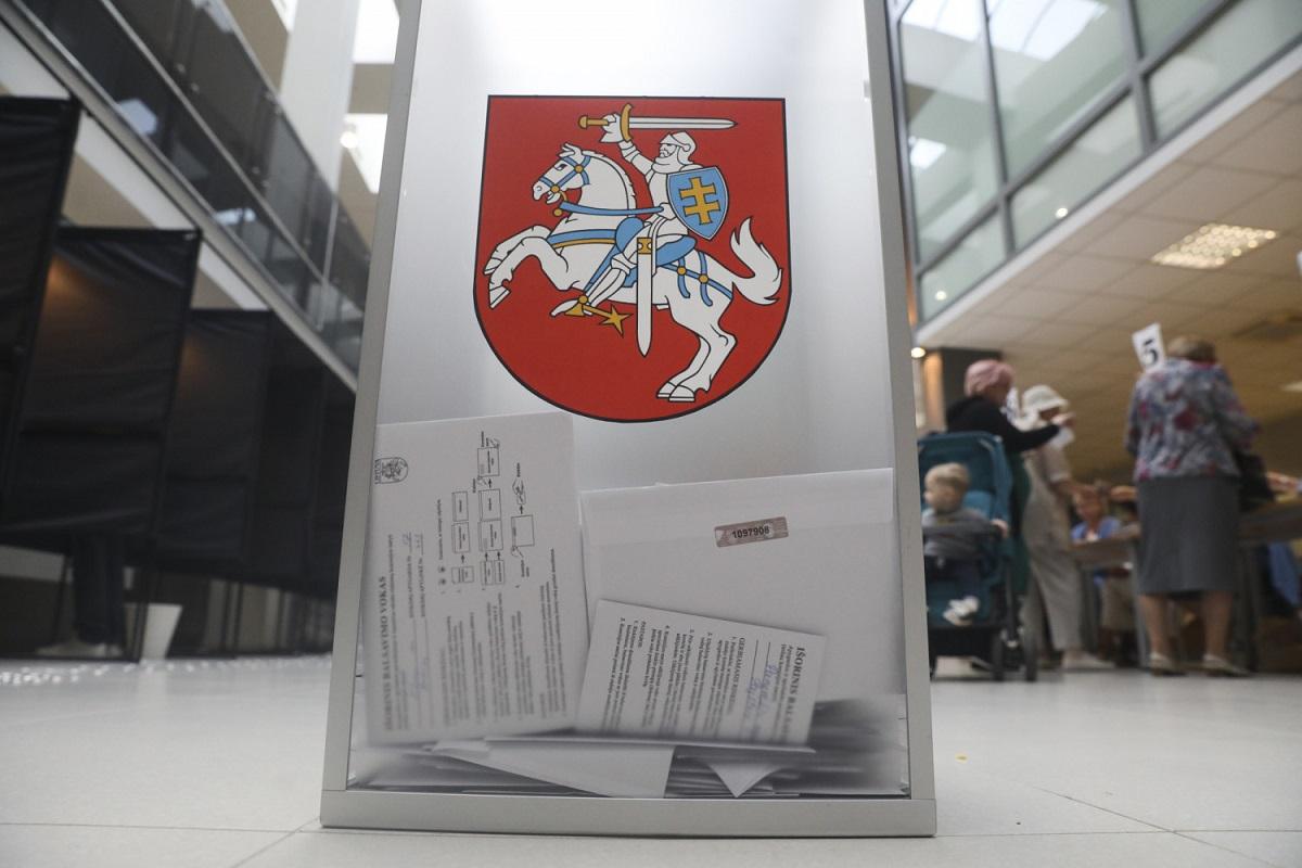 Rinkimai 2019: Lietuvoje vyksta išankstinis balsavimas