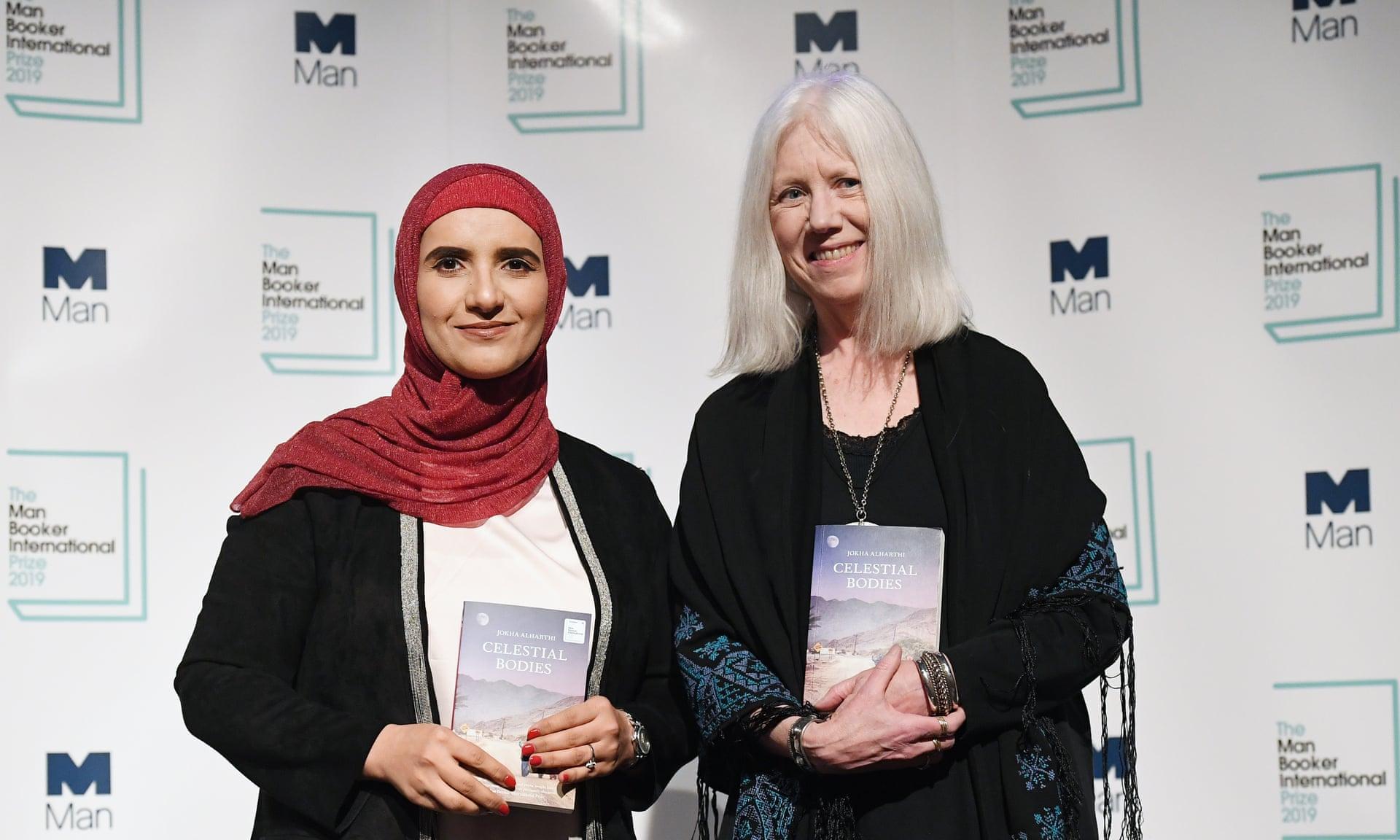 Tarptautinė Bukerio premija skirta rašytojai iš Omano