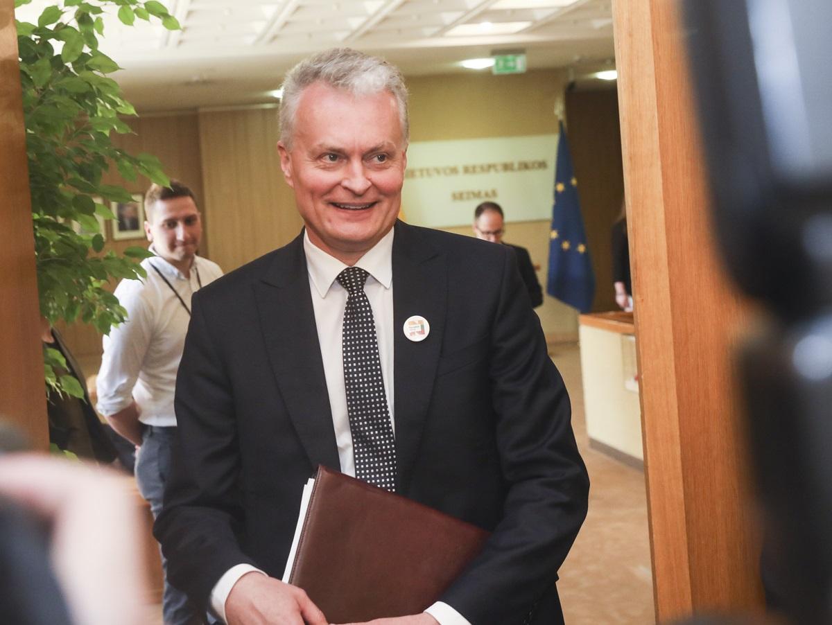 LVŽS frakcijos posėdžio atgarsiai: I.Šimonytė neatvyko, G.Nausėda tikina nesiekiantis partijos paramos