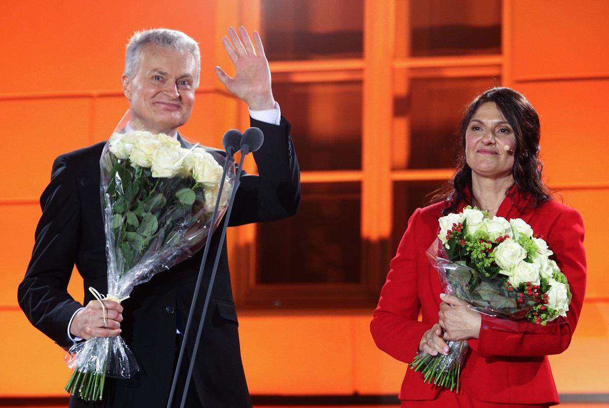 Naujasis Lietuvos prezidentas G.Nausėda žada vienyti Lietuvą