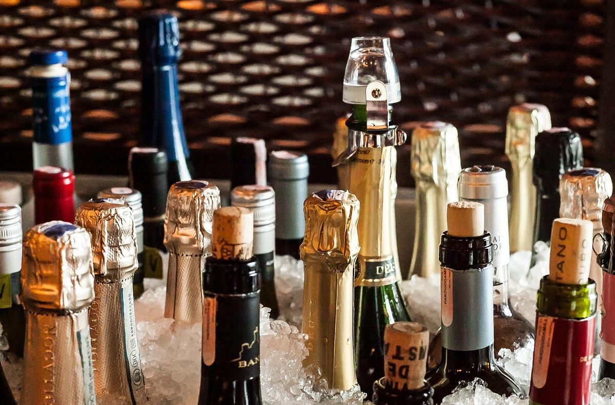 Lietuvoje mažėja stipriųjų gėrimų paklausa