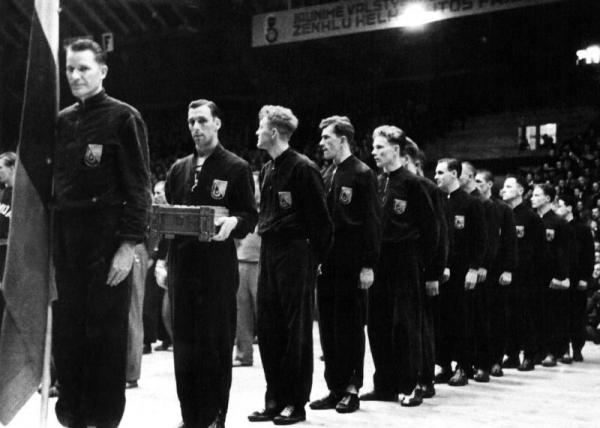 1939 m. Europos krepšinio čempionatas: lietuvių triumfas Kaune