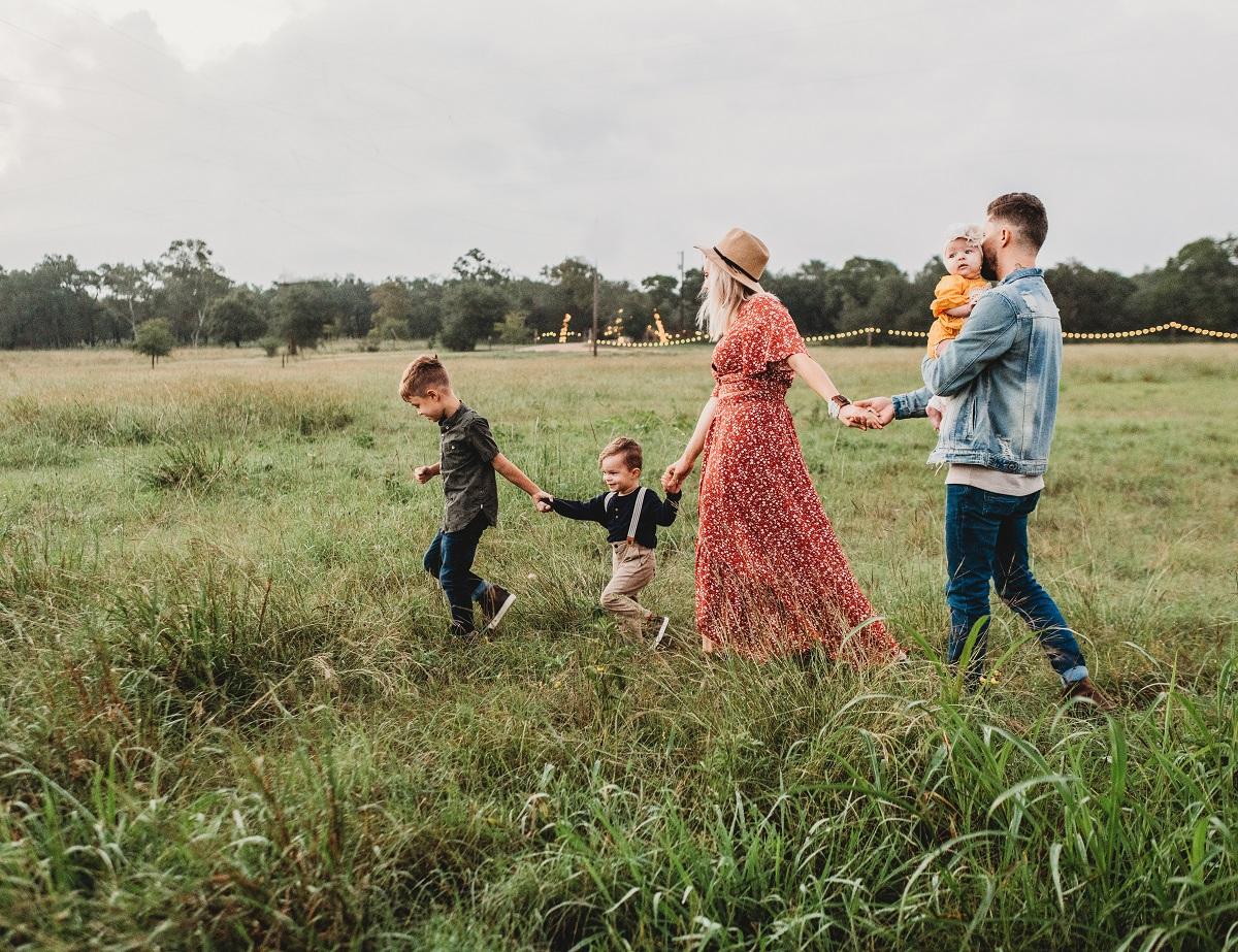 Pirmą kartą Lietuvoje  vyks  gausių šeimų festivalis