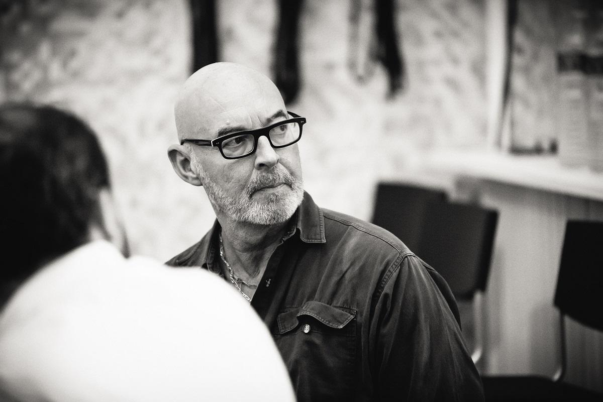 Prancūzų režisierius E.Lacascade pradeda repeticijas Jaunimo teatre