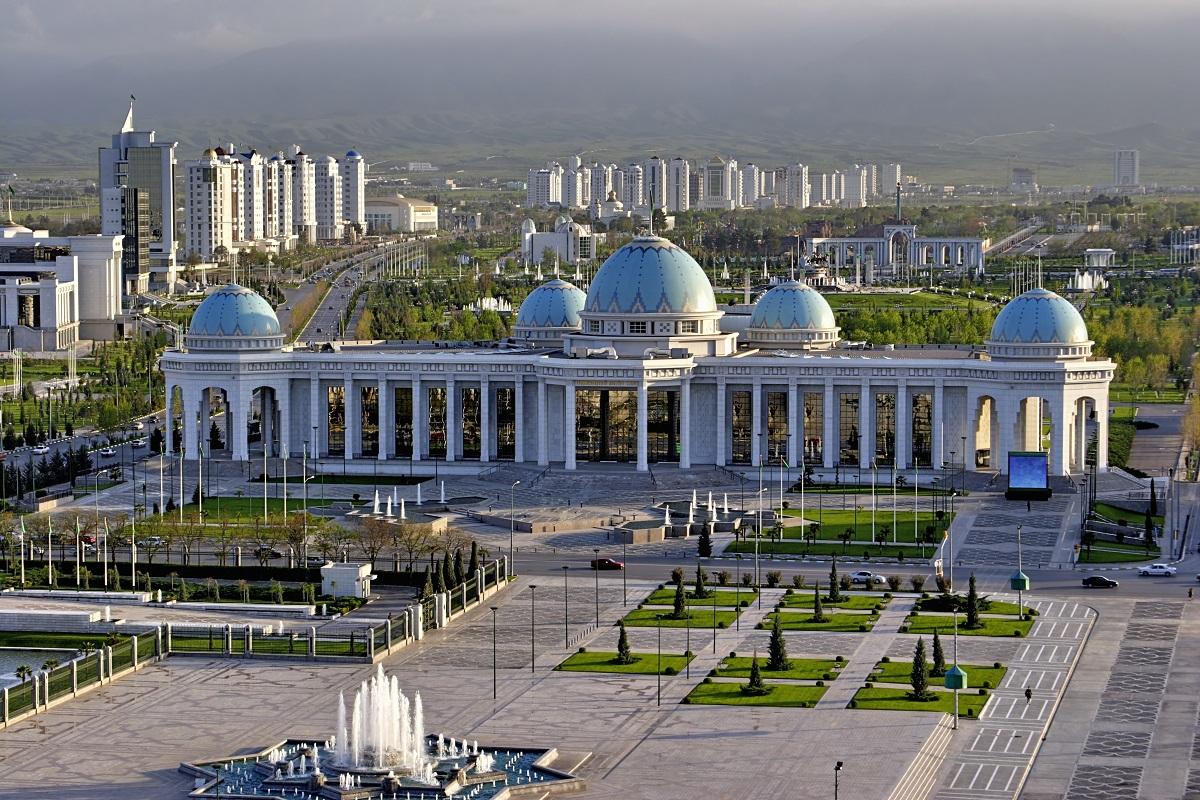 Turkmėnija – uždariausia Vidurinės Azijos valstybė