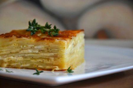 Pasigamins kiekvienas – prancūziška bulvių užkepėlė (video)