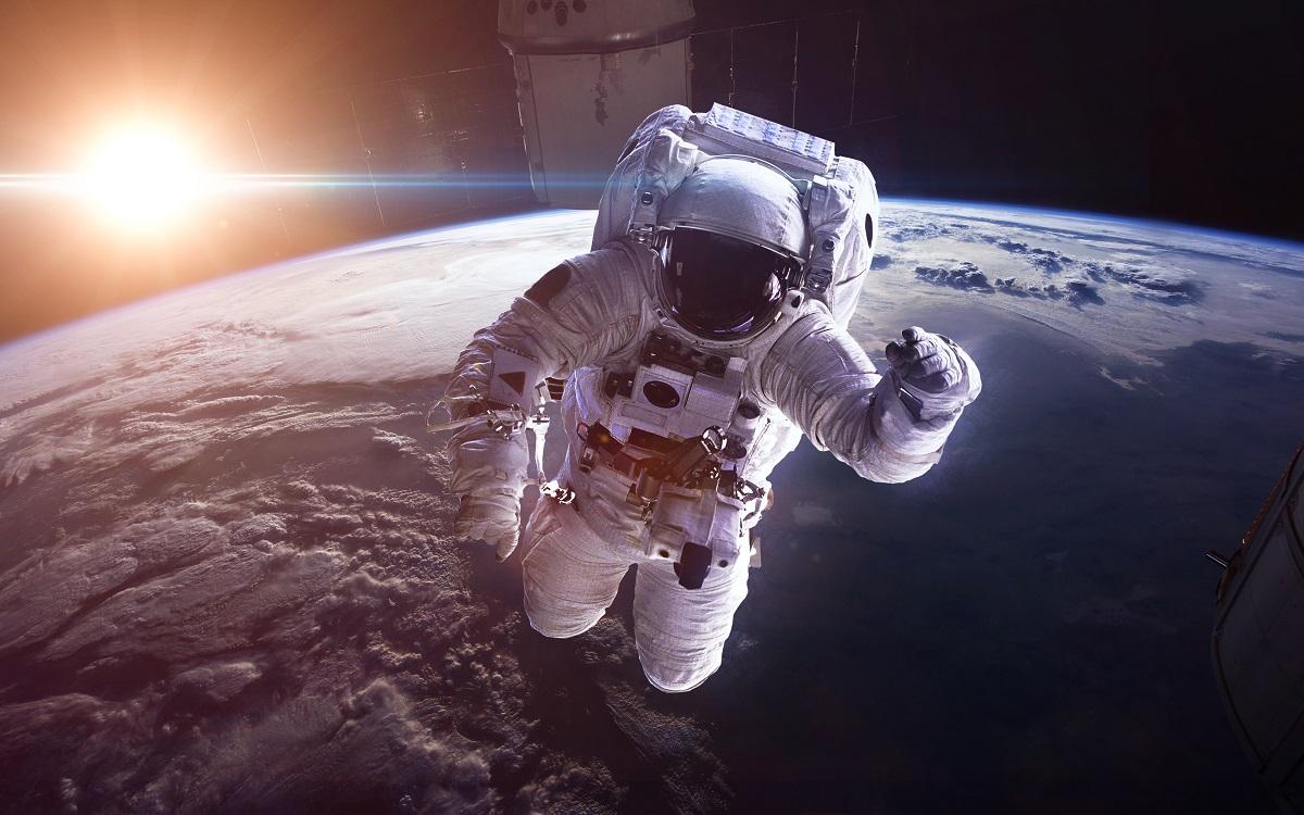 Kaip atrodo kosmonautų kasdienybė?