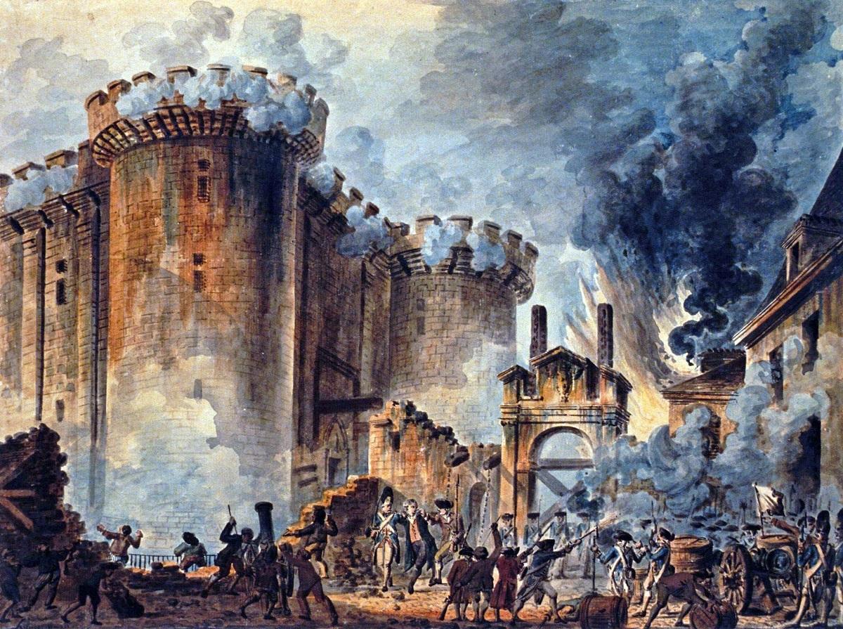 Bastilijos užėmimas: kodėl sugriauta viena žymiausių Paryžiaus tvirtovių?