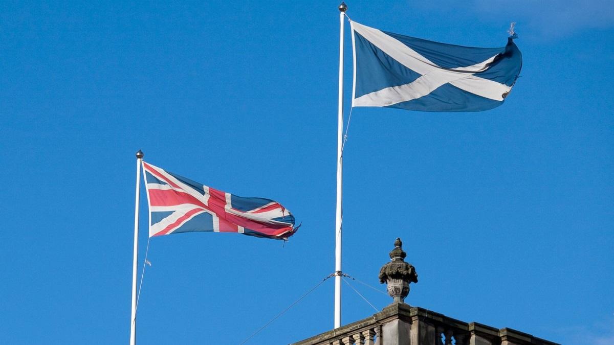 Škotija nori referendumo dėl nepriklausomybės
