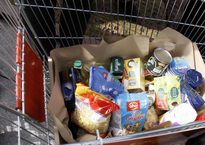 Socialinė parama praeitais metais neužtikrino minimalių vartojimo poreikių