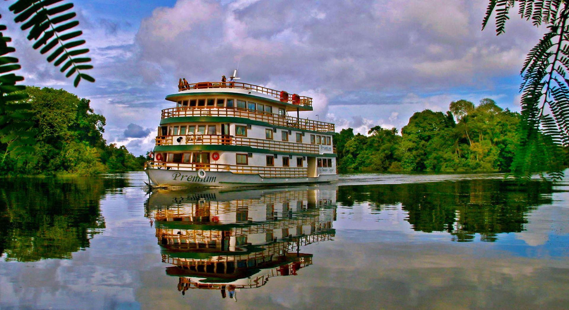 Amazonė – vandeningiausia upė, pavadinta kaip karinga moteris