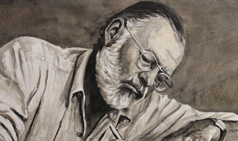 Ernestas Hemingvėjus – literatūros genijus, tuokęsis keturis kartus