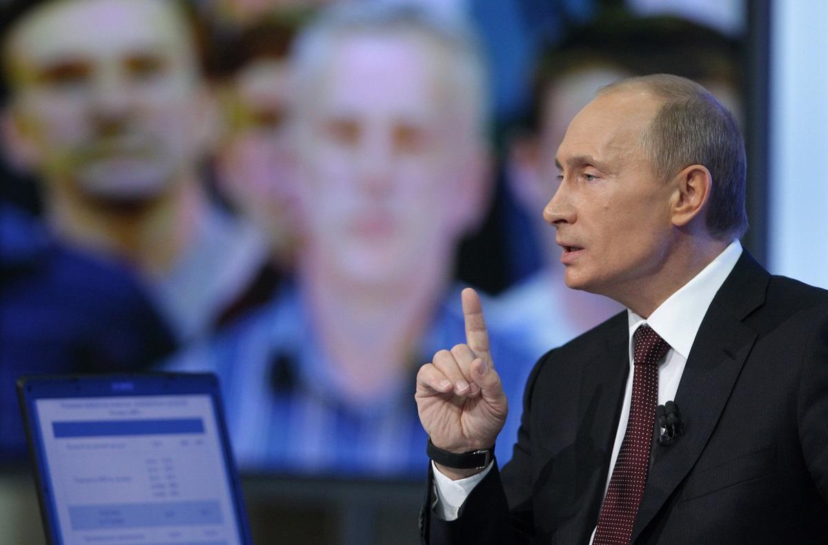 V.Putino populiarumas mažėja: dabartinį režimą rusai vertina prasčiau nei L.Brežnevo laikų valdžią