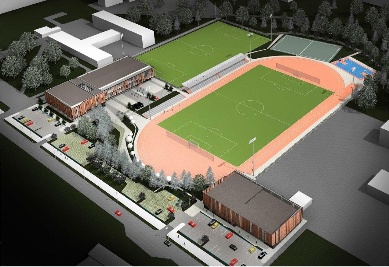 Klaipėdoje atsiras nauja futbolo mokykla: paskelbta statybų pradžia