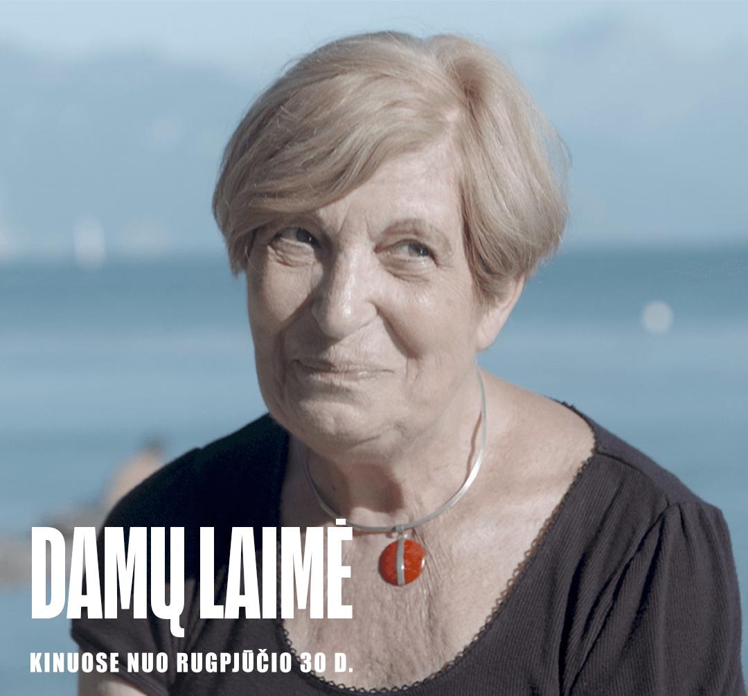 """Stereotipus laužantis dokumentinis filmas """"Damų laimė"""" pristatytas išankstinėje premjeroje"""
