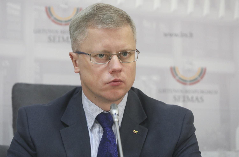 A.Kupčinskas siūlo, kad vienas mero pavaduotojas būtų opozicijos atstovas