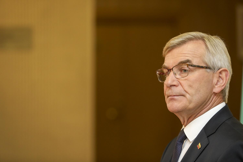 V.Pranckietis oficialiai traukiasi iš LVŽS: partijoje veikia diktatas
