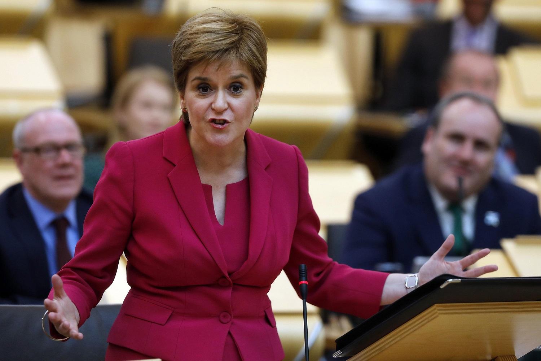 Škotija žada rengti dar vieną referendumą dėl nepriklausomybės