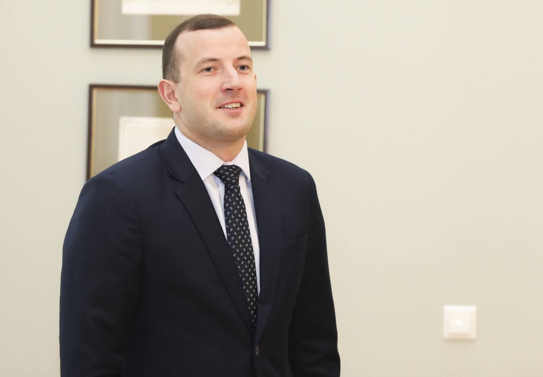 V.Sinkevičius Europos Komisijoje bus atsakingas už aplinką ir vandenynus