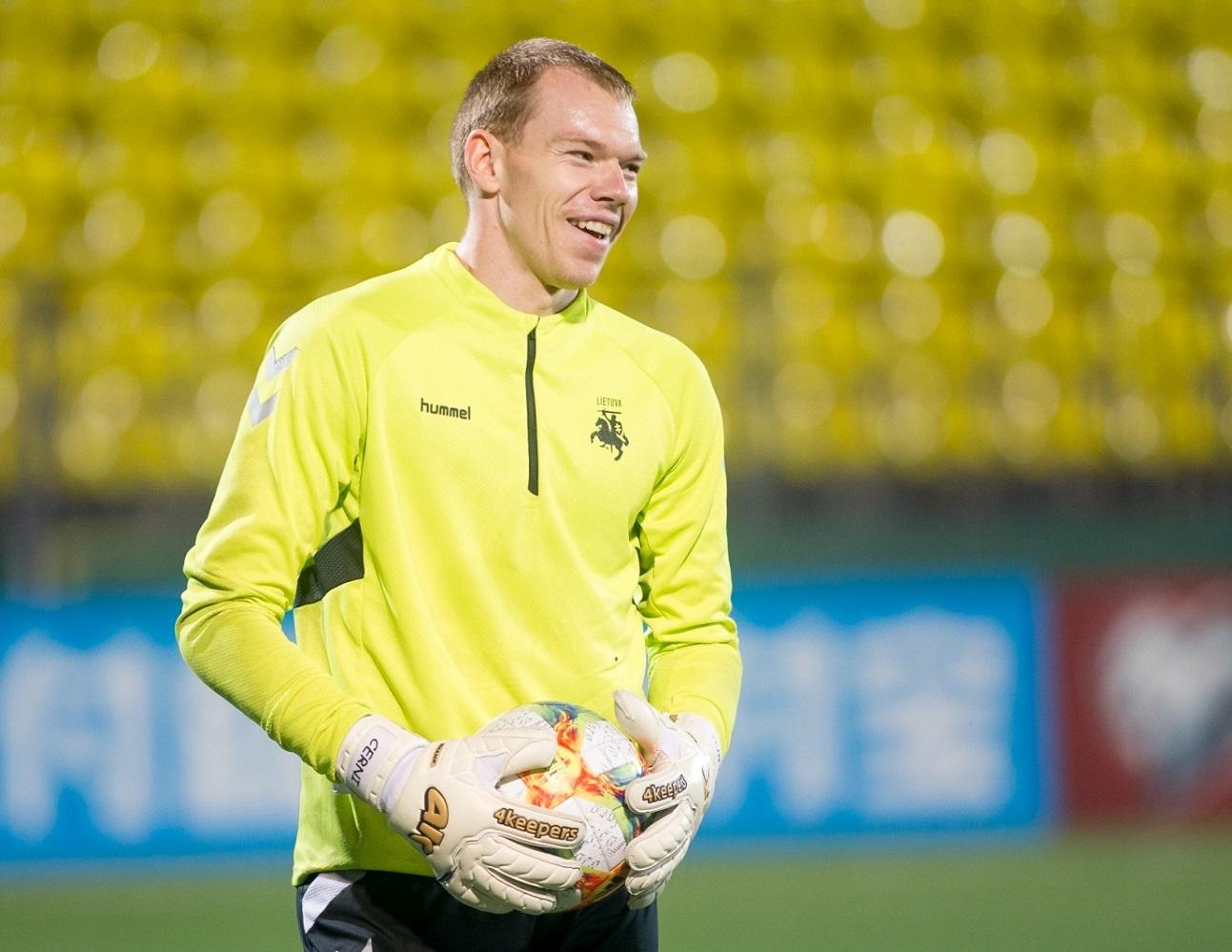 """Futbolininkas V.Černiauskas: """"Mūsų rinktinei labiausiai trūksta pasitikėjimo"""""""