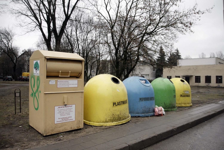 Vilniaus miesto taryba patvirtino naujas atliekų tvarkymo kainas