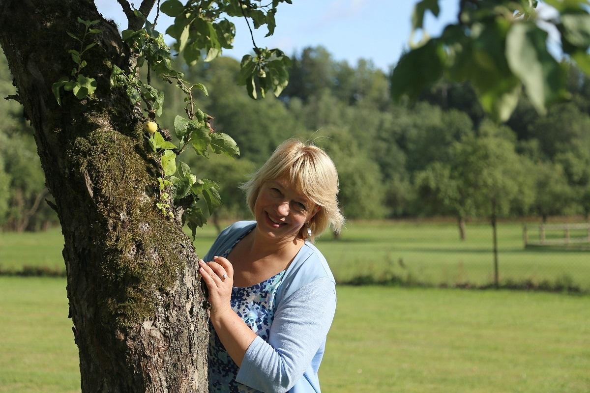 Pradinių klasių mokytoja Ingrida Katauskienė: mokytis yra labai smagi ir įdomi pareiga