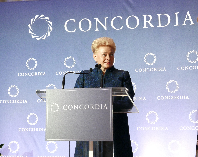 Prezidentė D.Grybauskaitė taps lygių teisių kartos ambasadore