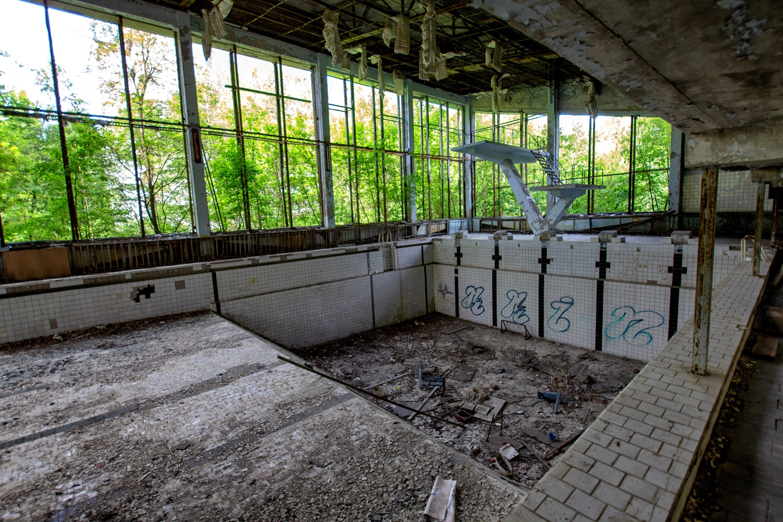 Černobylio katastrofa pasitarnavo mokslui
