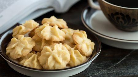 Vos keli ingredientai – greitai paruošiami sviestiniai sausainiai (video)