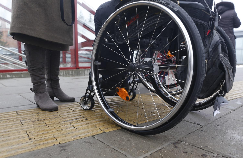 Gali keistis terminas, iki kada traukiniai turi būti paruošti neįgaliesiems