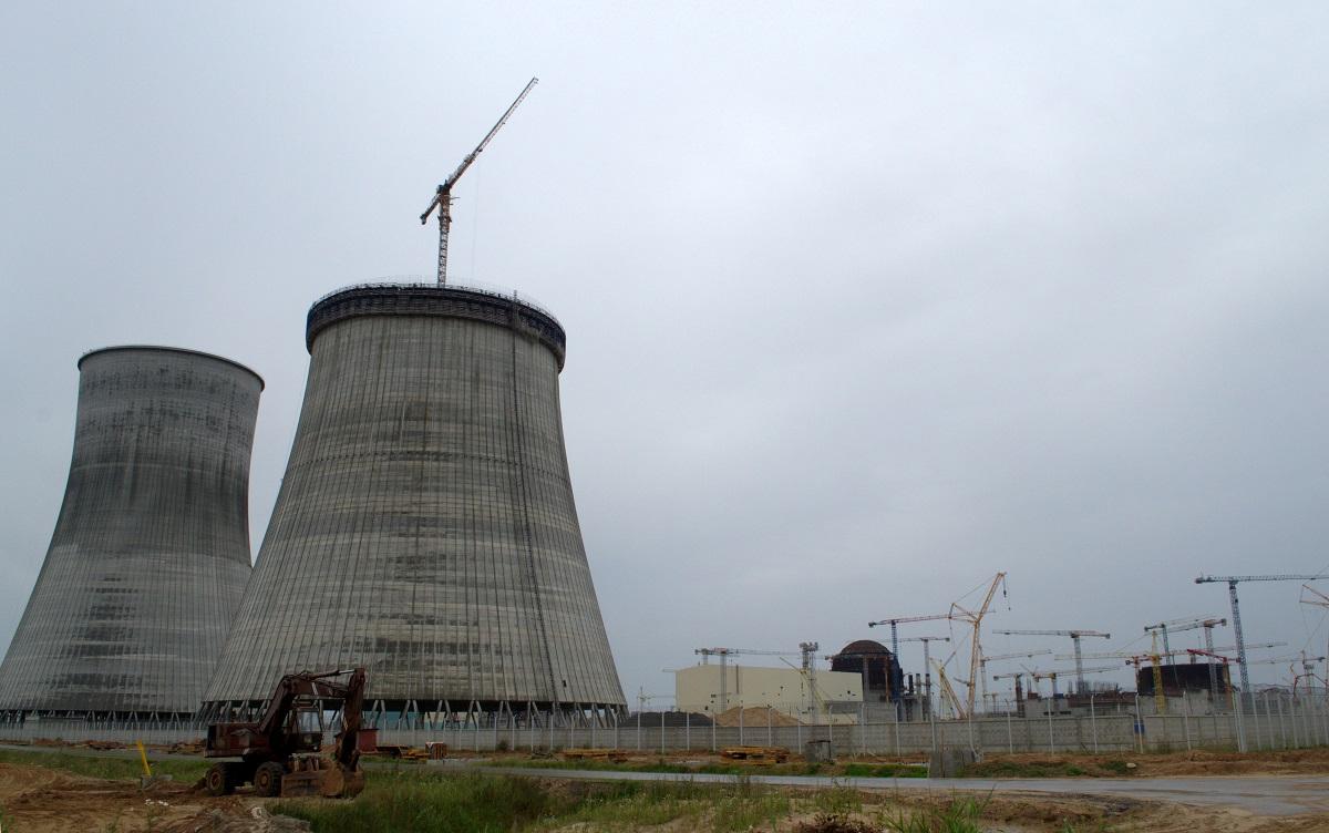Astravo AE generalinis direktorius: pirmojo reaktoriaus fizinis paleidimas planuojamas 2020 metų sausį