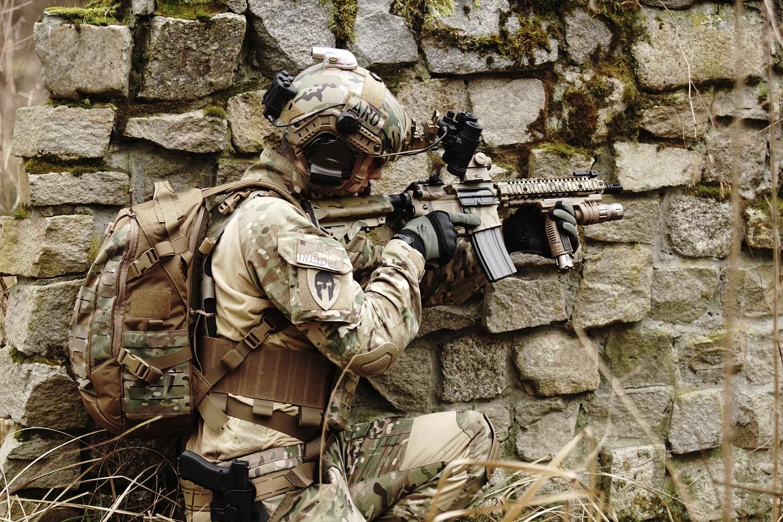 Iš Sirijos pasitraukiantys JAV kariai persikels į Iraką