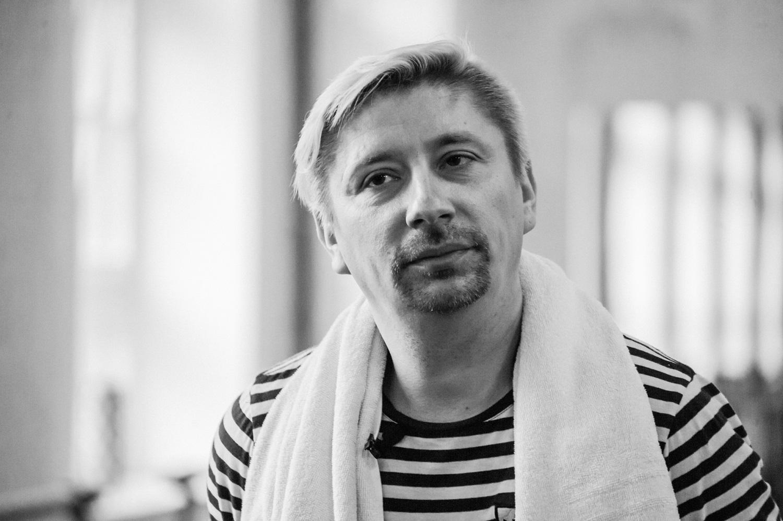 """Klaipėdoje """"Spragtuką"""" stato pasaulinio garso choreografas K.Simonovas"""