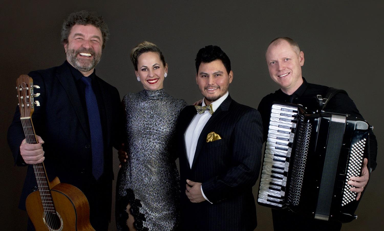 """Magiškojo """"Tango Argentino"""" koncertinis turas Lietuvoje"""