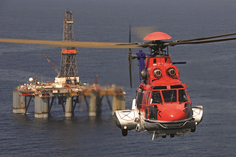 Jūrų monstrai – naftos gavybos platformos