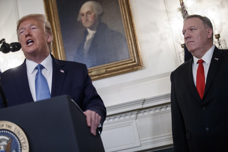 JAV oficialiai paskelbė pasitraukiančios iš Paryžiaus klimato kaitos susitarimo